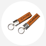 Loop Key Ring