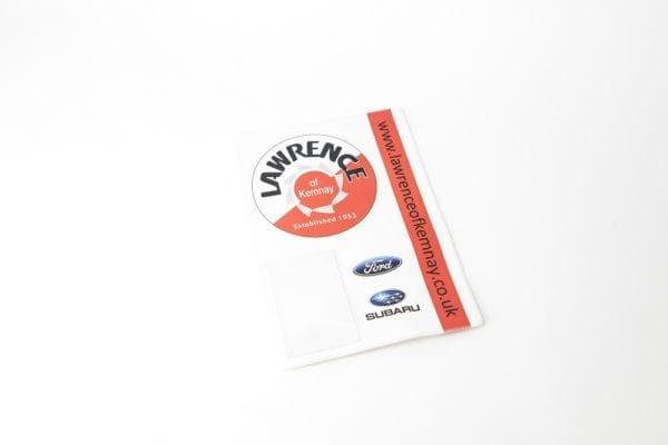 car document wallet 2