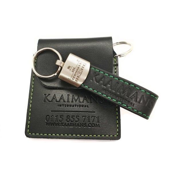 Navtrak Wallet and Key Ring Branded