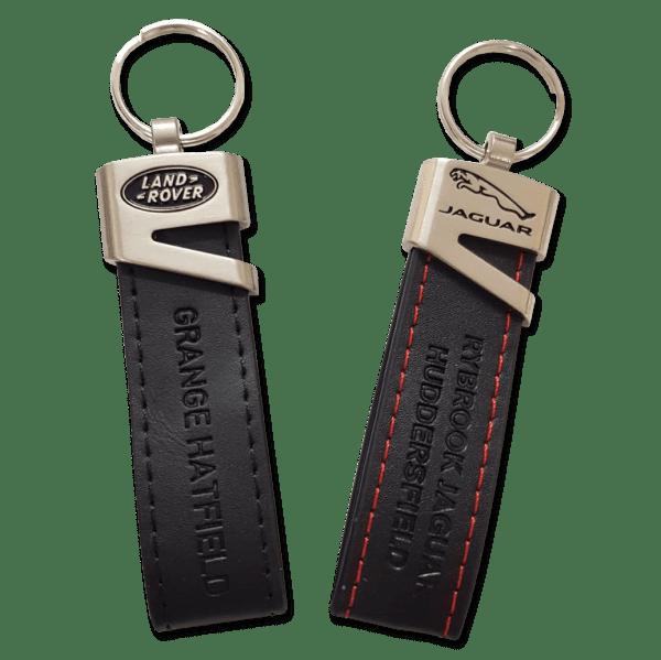 leather loop keyring 11