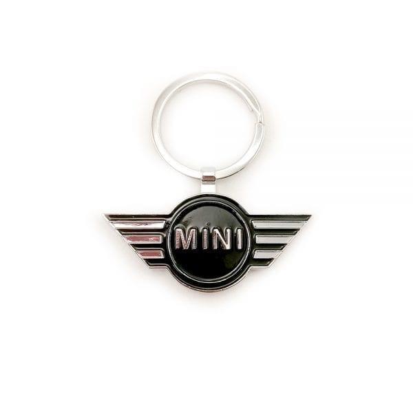 Mini Cooper Wings Key Ring