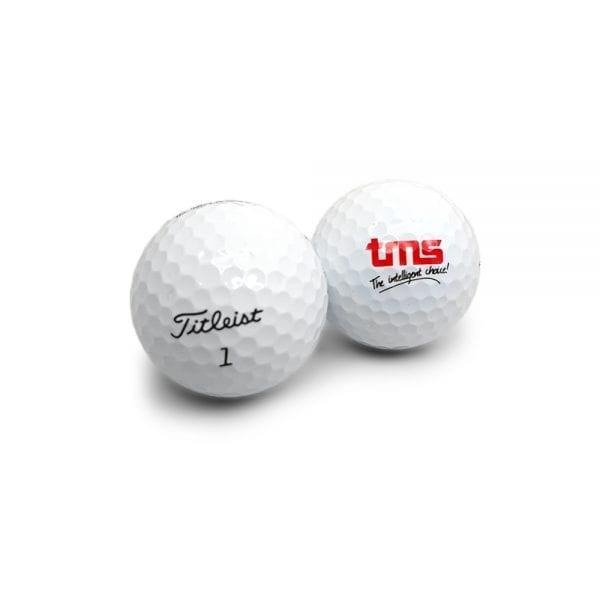 Branded Golf Balls