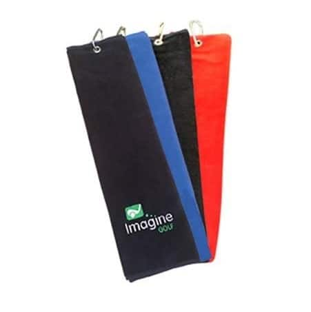 Branded Trifold Golf Towel
